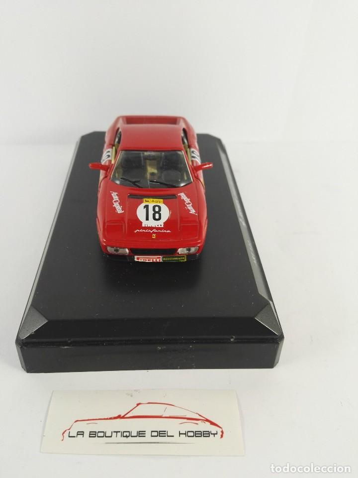 Coches a escala: FERRARI 348TB RACING GC DETAIL CARS ESCALA 1:43 DEFECTUOSO - Foto 3 - 121154691