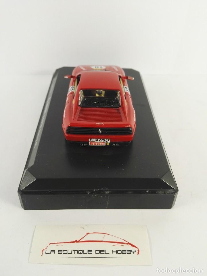 Coches a escala: FERRARI 348TB RACING GC DETAIL CARS ESCALA 1:43 DEFECTUOSO - Foto 4 - 121154691