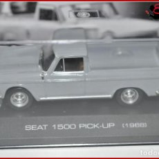 Coches a escala: TX 247 COCHES ESCALA - ALTAYA - SEAT 1500 PICK-UP 1968. Lote 121220627