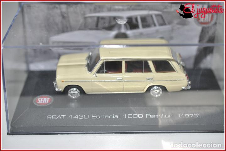 1//43 SEAT 1430 ESPECIAL 1600 FAMILIAR 1973      ALTAYA