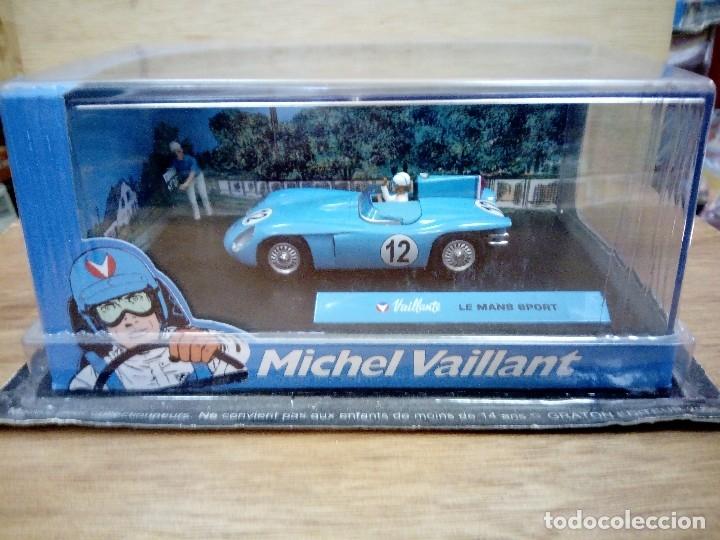 1:43 ALTAYA AUTO DIECAST MODEL CAR V13 Michel Vaillant Le Mans TEXAS DRIVER