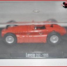 Coches a escala: TX 460 COCHES ESCALA - RBA 1:43 - LANCIA D50 1955. Lote 121959795