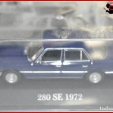 Coches a escala: TX 479 COCHES ESCALA - ALTAYA 1:43 - MERCEDES 280 SE 1972. Lote 121965067
