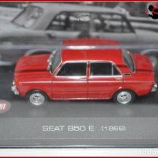 Coches a escala: TX 482 COCHES ESCALA - ALTAYA 1:43 - SEAT 850 E 1986 850E. Lote 121965795
