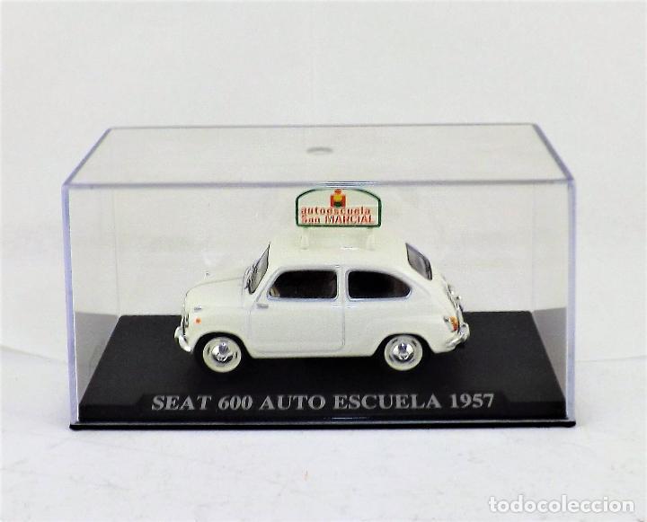 SEAT 600 AUTO ESCUELA ALTAYA/IXO (Juguetes - Coches a Escala 1:43 Otras Marcas)