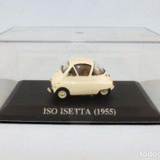 Coches a escala: ISETTA DE 1955 ALTAYA/IXO. Lote 122589895