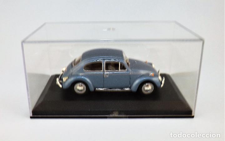 Coches a escala: Volkswagen Escarabajo de 1960 Altaya/Ixo - Foto 2 - 122590015