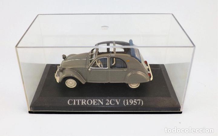 CITROEN 2 CV DE 1957 ALTAYA/IXO (Juguetes - Coches a Escala 1:43 Otras Marcas)