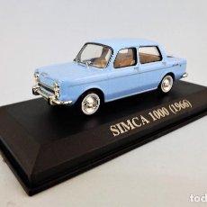 Coches a escala: SIMCA 1000 DE 1966 ALTAYA/IXO. Lote 122610643