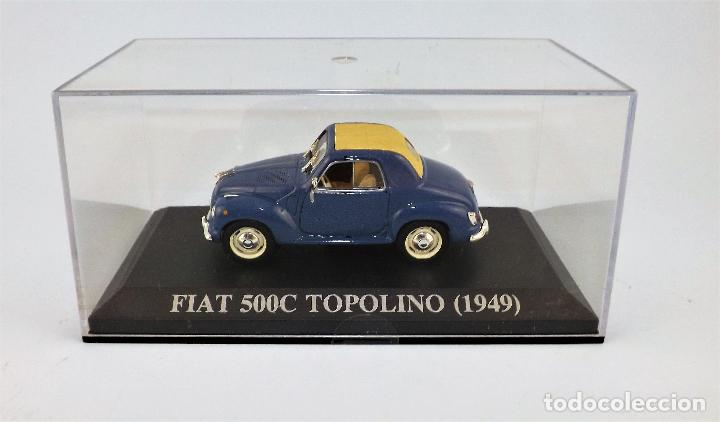 FIAT TOPOLINO DE 1949 ALTAYA/IXO (Juguetes - Coches a Escala 1:43 Otras Marcas)
