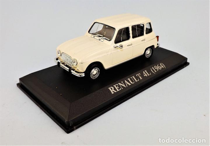 RENAULT 4L DE 1964 ALTAYA/IXO (Juguetes - Coches a Escala 1:43 Otras Marcas)