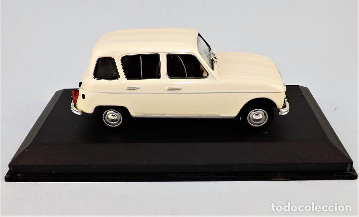 Coches a escala: Renault 4L de 1964 Altaya/Ixo - Foto 2 - 159128356