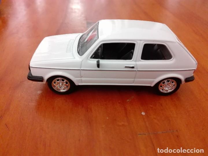 VOLKSWAGEN GOLF GTI 1984 1/43 DEL PRADO (Juguetes - Coches a Escala 1:43 Otras Marcas)
