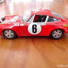 Model Cars - PORSCHE 911 RALLY DE MONTECARLO 1970 ESCALA 1/43 - 122678711