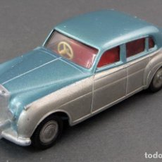 Coches a escala: BENTLEY SALOON TRI-ANG SPOT ON MADE IN GREAT BRITAIN 102 1/43 AÑOS 60. Lote 122786559