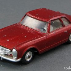Coches a escala: MERCEDES BENZ 230 SL TRI-ANG SPOT ON 278 MADE IN GREAT BRITAIN 1/43 AÑOS 60. Lote 122786751