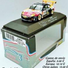 Coches a escala: ONYX PORSCHE 911 GT3 REPSOL YPF - SALDAÑA LAVAGGI VILLARROEL COLECCIÓN 24 DE LE MANS AÑO 2000. Lote 115007863