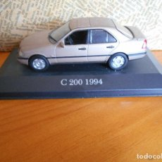 Coches a escala: MERCEDES BENZ C 200 1994 - ALTAYA - ESCALA 1:43 - LEER DESCRIPCION (DF). Lote 124554475