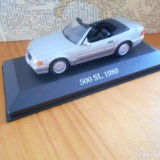 Modellautos - MERCEDES BENZ 500 SL 1989 - ALTAYA - ESCALA 1:43 (DF) - 124620775