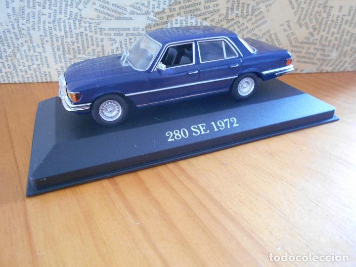 43 1972 Mercedes Altaya 280 Se Escala Leer Benz Descripciondf 1 6yY7gvIbf