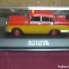 Model Cars - TAXI AUSTIN CAMBRIDGE (HONG KONG, 1964). ESCALA 1: 43. EN CAJA. ALTAYA - 125299603