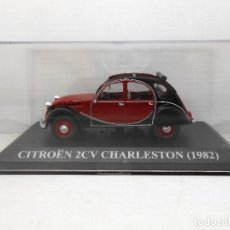 Coches a escala: COCHE CITROEN 2CV CHARLESTON 1982 ALTAYA 1/43 1:43 METAL MODEL CAR MINIATURA MINIATURE ALFREEDOM. Lote 171741417