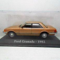 Coches a escala: COCHE FORD GRANADA 1982 ALTAYA 1/43 1:43 METAL MODEL CAR MINIATURA MINIATURE ALFREEDOM. Lote 141846805