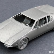 Coches a escala: TOMASO PANTERA 1971 THE DANBURY MINT ESTAÑO 1/43. Lote 126035751