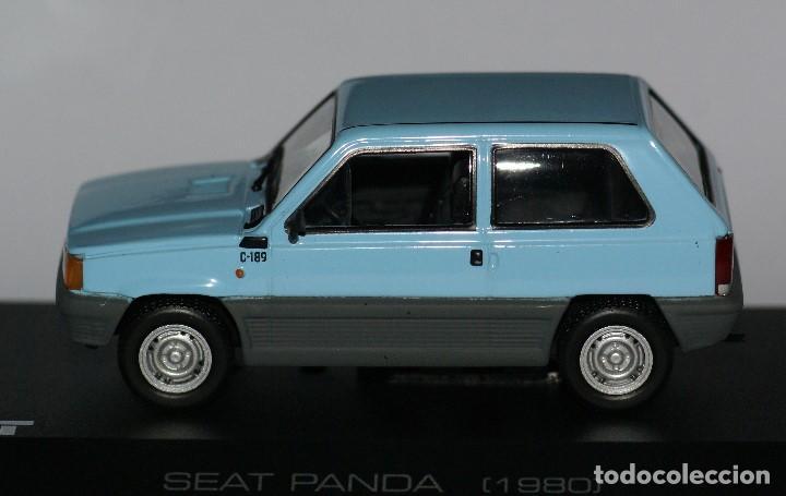 Coches a escala: SEAT PANDA ESCALA 1:43 DE ALTAYA EN CAJA - Foto 2 - 126488383