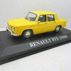 Coches a escala: COCHE RENAULT 8TS 8 TS 1968 ALTAYA IXO MODEL CAR 1/43 1:43 MINIATURE MINIATURA AUTO. Lote 154342897