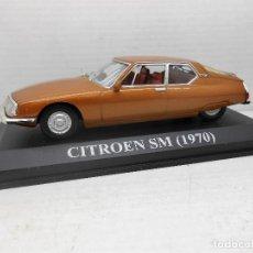 Coches a escala: COCHE CITROEN SM 1970 ALTAYA IXO MODEL CAR 1/43 1:43 MINIATURE MINIATURA AUTO. Lote 206129252