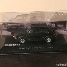 Coches a escala: SEAT FURA CRONO 1983 - COLECCION ALTAYA - SEAT LA COLECCION. Lote 126755647
