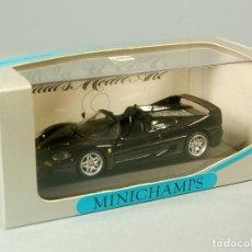 Model Cars - MINICHAMPS 1:43 - FERRARI F50 Spider 1995 Color Negro - Paul's Model Art 1/43 NUEVO CON CAJA - 126776123