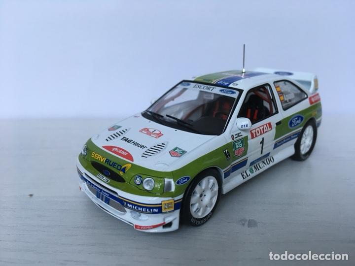 IXO 1:43 ALTAYA NUESTROS CAMPEONES DE RALLYES FORD ESCORT COSWORTH WRC 1999 DIEGO/AGUADO (Juguetes - Coches a Escala 1:43 Otras Marcas)