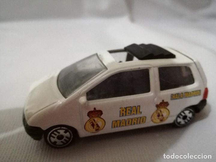 Coches a escala: RENAULT TWINGO REAL MADRID DE GUISVAL - Foto 3 - 127975175