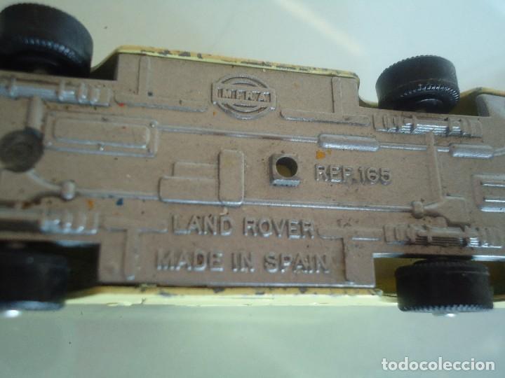 Coches a escala: LAN ROVER - MIRA - - Foto 6 - 128125831