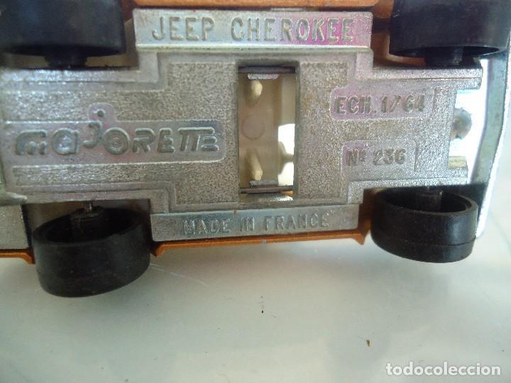 Coches a escala: JEEP CHEROKKE DE MAYORETTE - Foto 5 - 128126863