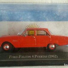 Coches a escala: FORD FALCON 4 PUERTAS 1962 SALVAT ARGENTINA EN BLISTER 1:43. Lote 128211423