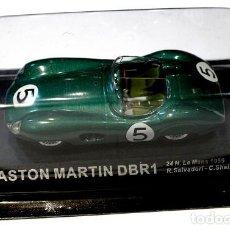 Coches a escala: ASTON MARTIN DBR1 24H. LE MANS 1959 , 1:43 , NUEVO , EMPAQUE SELLADO. Lote 128280919