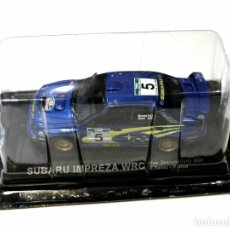 Coches a escala: * SUBARU IMPREZA WRC , NEW ZEALAND RALLY 2001, 1:43, NUEVO. Lote 128527835