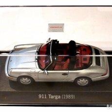 Coches a escala: * PORSCHE 911 TARGA (1989) , 1:43, EDICIÓN LIMITADA PORSCHE, NUEVO CON CAJA. Lote 128569343