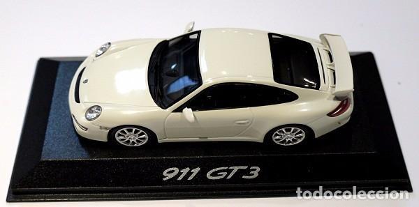 * PORSCHE 911 GT3, 1:43 , EDICIÓN LIMITADA PORSCHE , NUEVO CON CAJA (Juguetes - Coches a Escala 1:43 Otras Marcas)