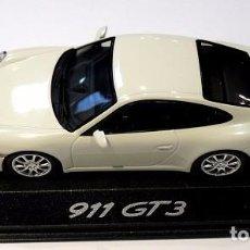 Coches a escala: COCHE PORSCHE 911 GT3, EDICIÓN LIMITADA PORSCHE ,1:43, NUEVO CON CAJA, WAP 020 120 16 *. Lote 128571623