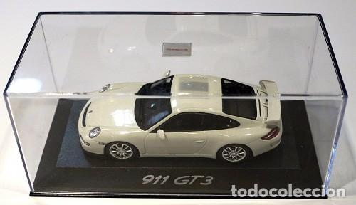 Coches a escala: * PORSCHE 911 GT3, 1:43 , Edición limitada PORSCHE , NUEVO CON CAJA - Foto 2 - 128571623