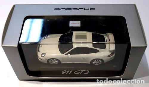 Coches a escala: * PORSCHE 911 GT3, 1:43 , Edición limitada PORSCHE , NUEVO CON CAJA - Foto 3 - 128571623