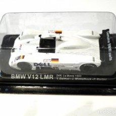 Coches a escala: * BMW V12 LMR 24H. LE MANS 1999 , 1:43 , NUEVO , EMPAQUE SELLADO. Lote 128873875