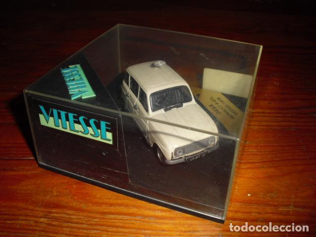 Coches a escala: RENAULT 4 GTL SEDAN 1978 - MARCA VITESSE - - Foto 3 - 128923683
