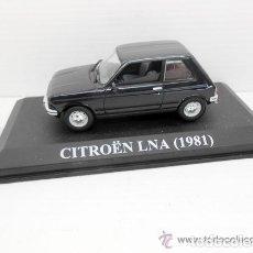 Coches a escala: COCHE CITROEN LNA 1981 IXO ALTAYA METAL MODEL CAR MINIATURA MAQUETA ALFREEDOM 143 1:43. Lote 129435319