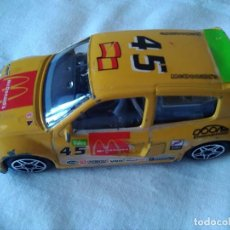 Coches a escala: 51-RENAULT CLIO TROPHY, BURAGO, 1/43, MADE IN ITALY. Lote 129525855