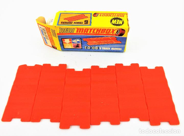 Coches a escala: Matchbox TA 00 6 Track Joiners - Foto 1 - 139274385